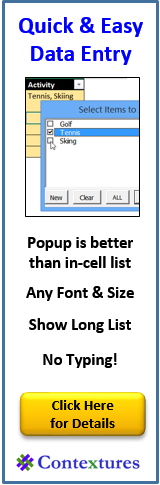 text box excel