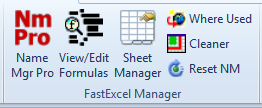 FastExcel Manager