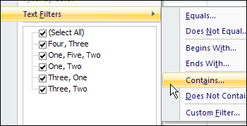 Excel Data Validation - Select Multiple Items