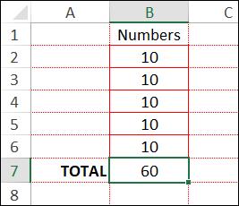 calculation options on QAT and Ribbon