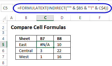 add the FORMULATEXT function