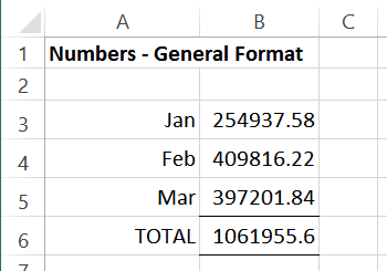 round with formatting large numbers