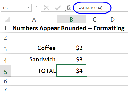 How To Use Excel Rounding Functions