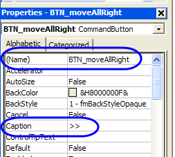 Move Listbox Items in Excel UserForm