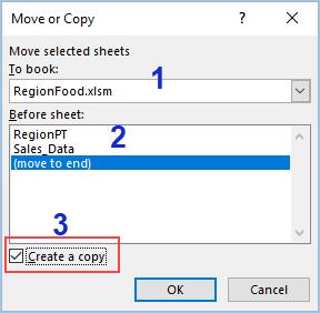 Excel Pivot Table DrillDown Show Details