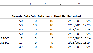 Excel Pivot Table List Macros