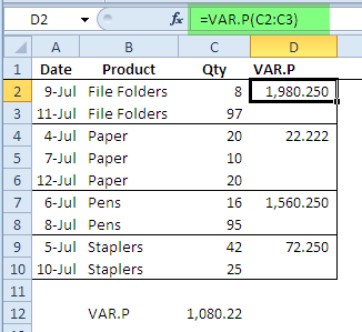 table of values worksheet