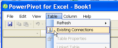 Power Pivot from Identical Structure Excel Files