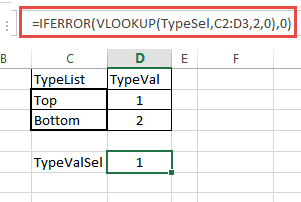 lists for data validation drop downs