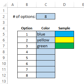 Sample Excel Spreadsheets - Excel Templates