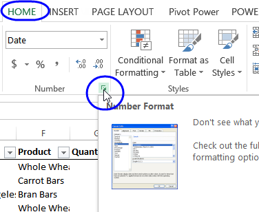 Excel Dates Fix Format