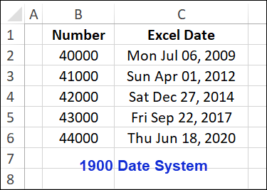 excel day 44000
