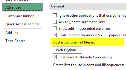 Excel FAQ - Application and Files