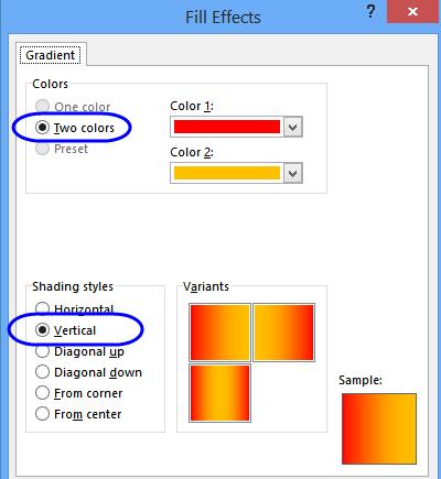 Excel Formatting Tips