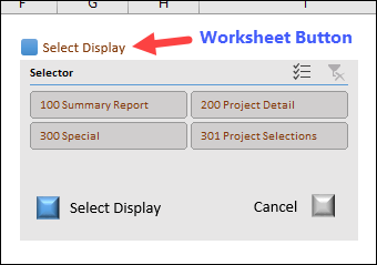 worksheet button