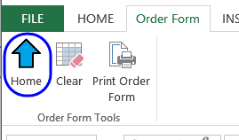 Excel Ribbon custom icon