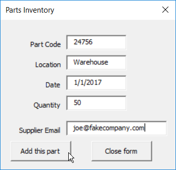 Excel UserForm TextBox Code